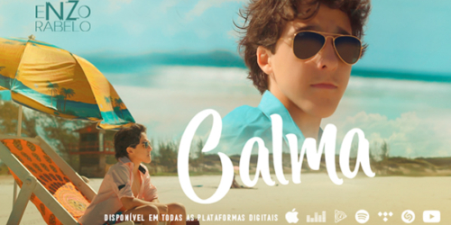 Enzo Rabelo lança nova música: 'Calma'
