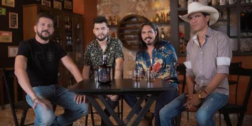 'Crise de Ciúme', Fabinho e Rodolfo cantam com Jads e Jadson