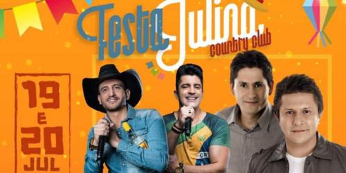 Festa Julina no Country Club em São Carlos – SP