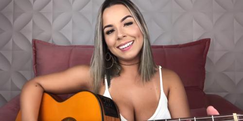 Página de amigos – Chitãozinho e Xororó (Cover – Marcela Ferreira)