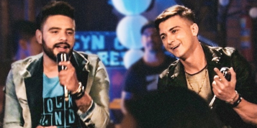Victor e Ferraz lançam a música 'Cê Vai Chorar'