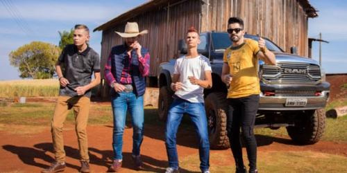 Garotos Bon'd Xote lança 'Esse é Meu Forró' com Antony e Gabriel