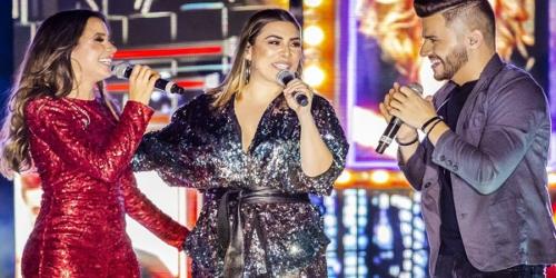 Mariana e Mateus lançam 'Repertório de Desculpas' com Naiara Azevedo