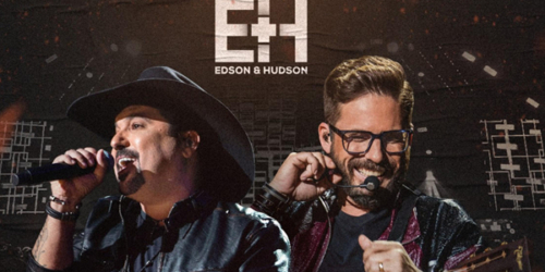 Edson e Hudson lançam o primeiro EP, fruto do DVD Amor + Boteco