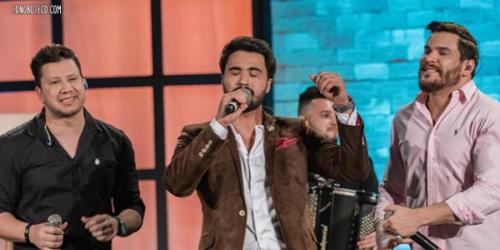 Vitor Monterey lança música com Cleber e Cauan: 'Vamo Ali'