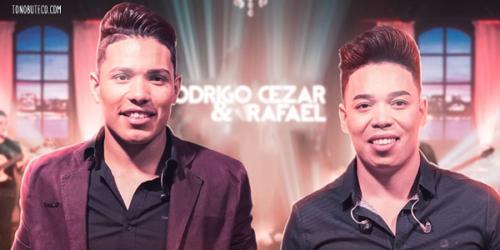 Rodrigo Cezar e Rafael lançam a música 'Vai Ter Que Cuidar'