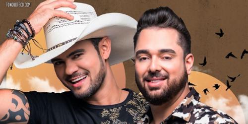 Carvalho e Mariano lançam a música 'Embriagando Solidão'