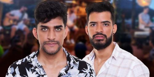 Maycon e Vinicius lançam a música 'Playlist, Paiero e Álcool'