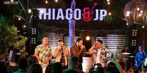 Thiago e JP lançam a música 'Kriptonita' com Guilherme e Benuto