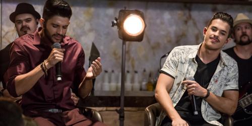 Igor Dias lança a música 'Amor Vendado' com Bruno Rosa