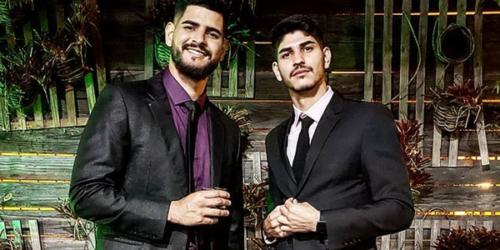 João Paulo e Rafael – No meu colo