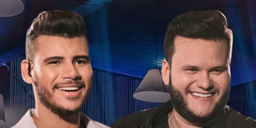 Théo e Gabriel gravam DVD em Campo Grande