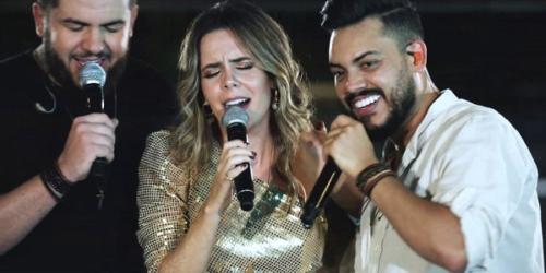 Icaro e Gilmar – Rascunho (Part. Mariana Fagundes)
