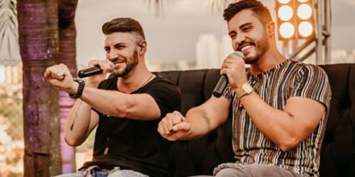 Leandro e Romani lançam o clipe de 'Te Mordo'