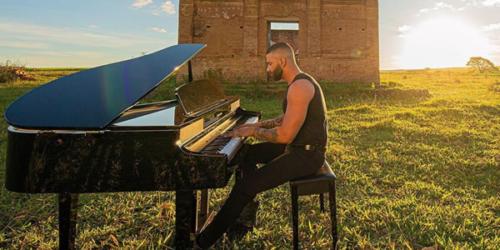 Gusttavo Lima lança música nova: 'Saudade Sua'