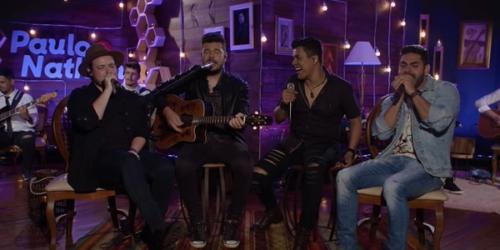 Paulo e Nathan lançam 'Coisinha à Toa' com Israel e Rodolffo