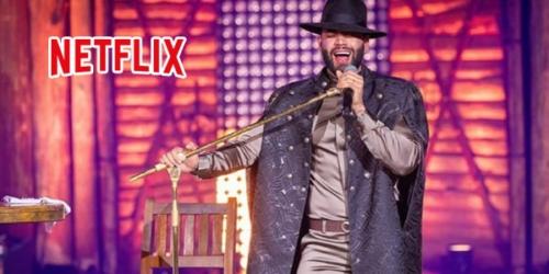 Netflix procura Gusttavo Lima para um possível Reality Show