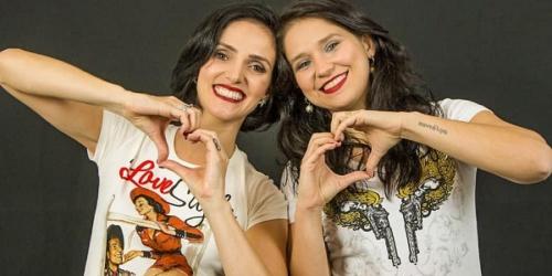 Jaqueline e Luciana lançam o single 'Cê Sabe'