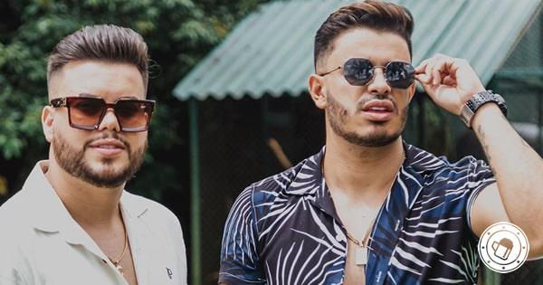 Max e Luan – Beijo Saliente part. João Gustavo e Murilo