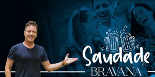 Cantor Bravana lança nova música de trabalho 'Saudade'