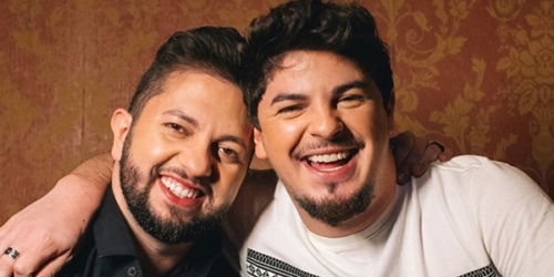 Júnior e Cézar farão live 'Golzinho Quadrado' em agosto