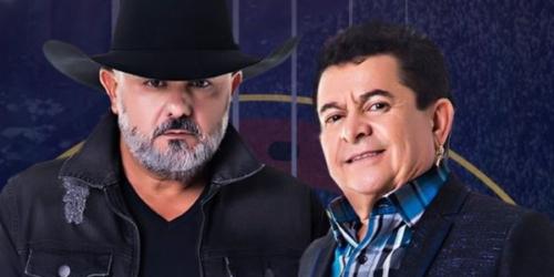 ReZenha musical recebeu a dupla Rionegro e Solimões