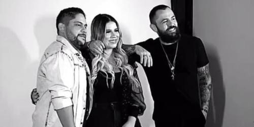 Jorge e Mateus gravam novo álbum com participação de Marília Mendonça