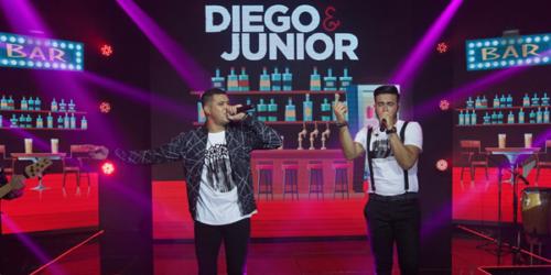 Diego e Junior – Mal Sabe Ela
