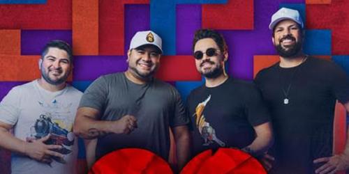 Fernando e Sorocaba e Os Barões da Pisadinha lançam a parceria 'Amor da Despedida'