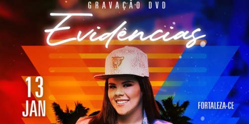 Japinha e Conde do Forró gravam DVD 'Evidências' em Fortaleza