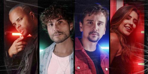 'Baladinha' a nova música da dupla Bruninho e Davi com Lauana Prado e Mc Zaac
