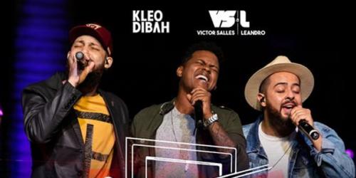 Victor Salles e Leandro lançam 'Somos Dois Idiotas' com a participação de Kléo Dibah
