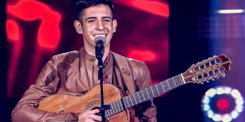 Sérgio Dorneles Ex-participante do The Voice Brasil, entra em estúdio para gravar seu EP
