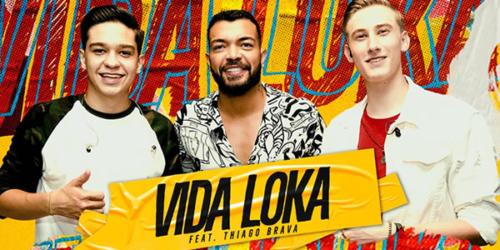 Caetano e Diogo – Vida Loka (Feat. Thiago Brava)