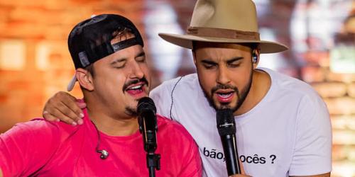Clayton e Romário liberam dois clipes do EP O Melhor das Lives