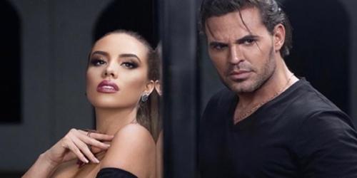 Eduardo Costa faz nova parceria com cantora boliviana Icíar Diaz