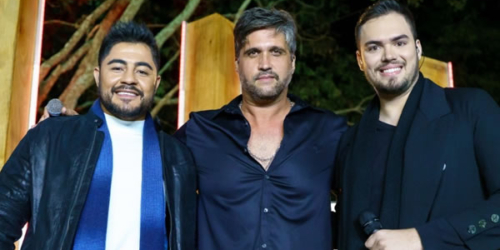 Emerson e Jean lançam música com participação de Léo Chaves