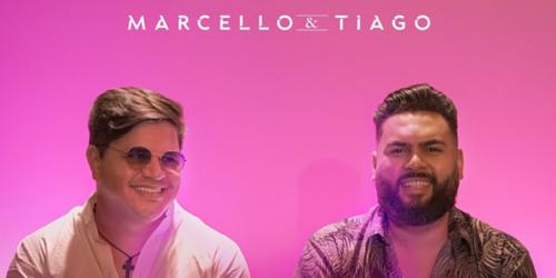'Vendendo prazer': Marcello e Tiago lançam a primeira música de trabalho