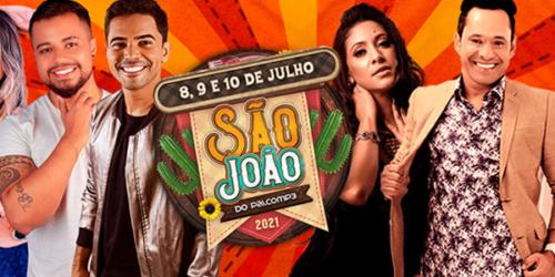 São João do Palco MP3 leva o swing da melhor época do ano diretamente para sua casa