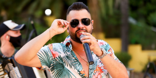 'Flores e Vinho' a nova música do cantor Milon