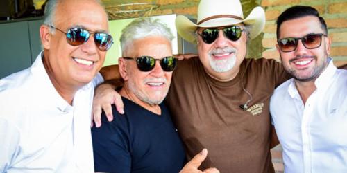 Dupla Dom Marcos e Davi lança terceira parte do DVD 'Entre Amigos e Garrafas'